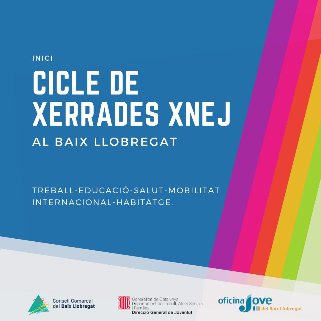 Cartera de Serveis XNEJ Baix Llobregat